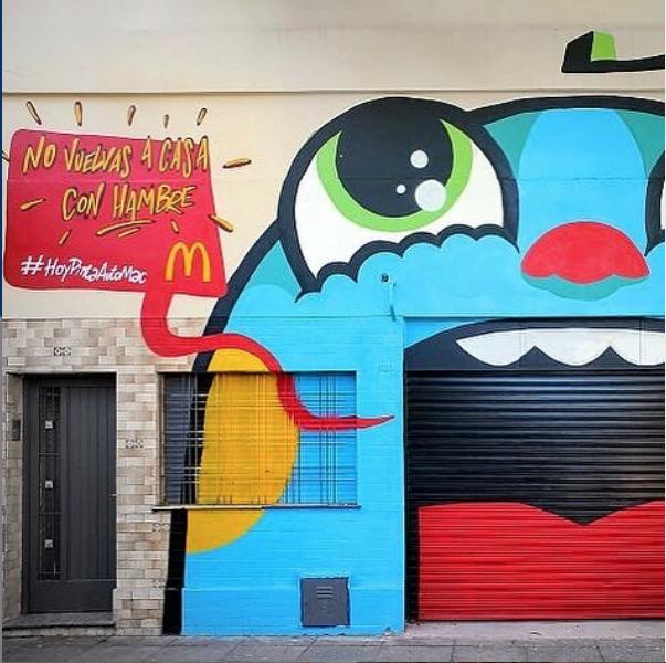 murales con pintura fotocatalítica, pintura que absorbe co2 bambu sustentable murales ecologicos 7